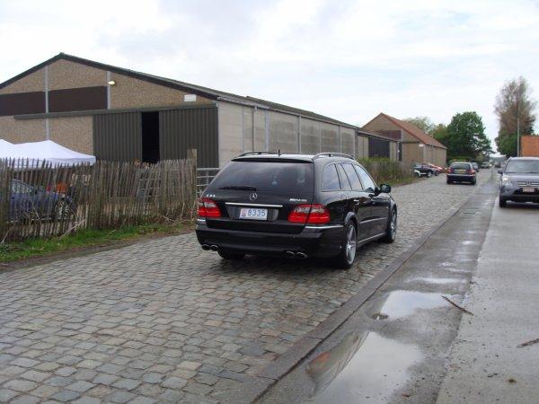Mercedes E W211 63 AMG 2006