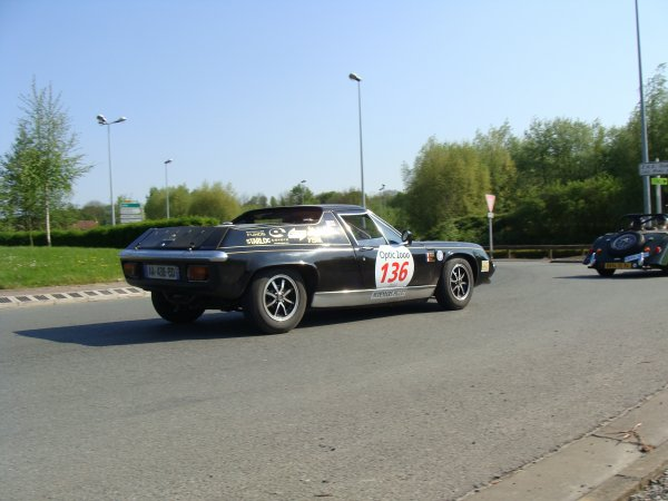 Lotus Europa S3 T74 Special JPS 1973