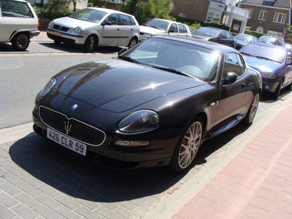 Maserati Gransport 2004