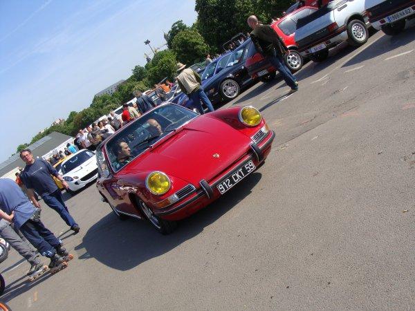 Porsche 912 Targa 1966