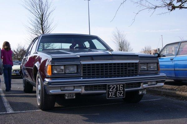 Chevrolet Caprice 1978