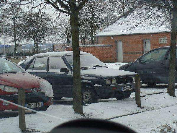Renault 11 1981