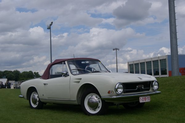 Neckar 1200 St-Trop 1963
