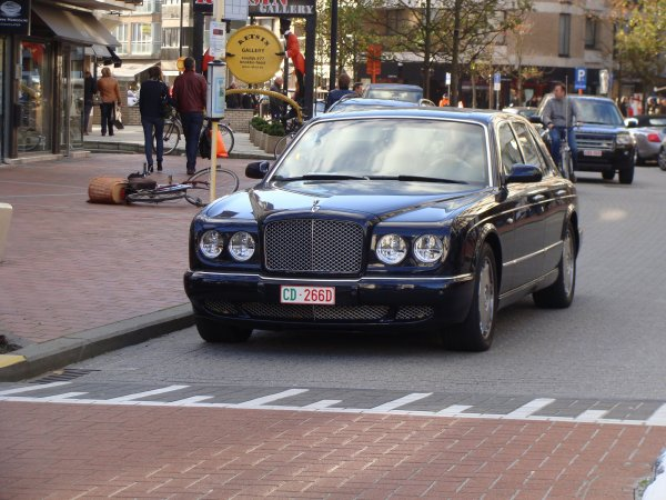 Bentley Arnage R 2004