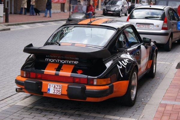 Porsche 930 Turbo 1986