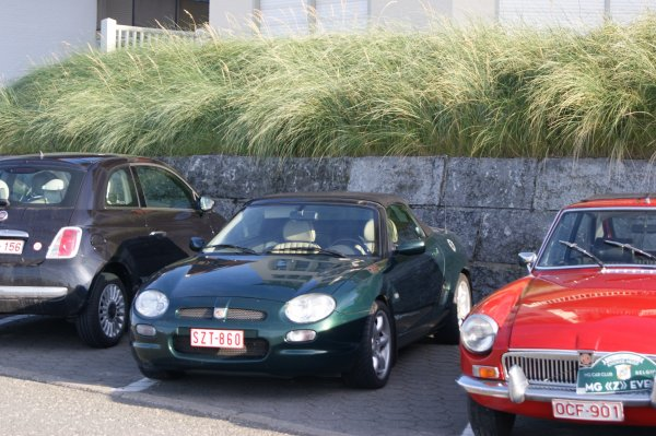 MG F 1995