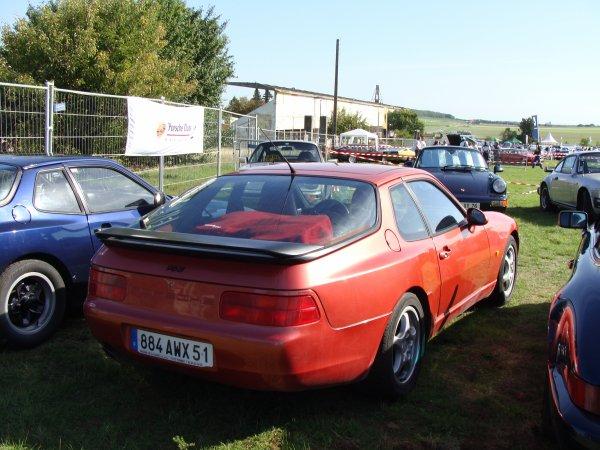 Porsche 968 1991