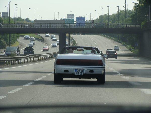 Chrysler Le Baron 1986