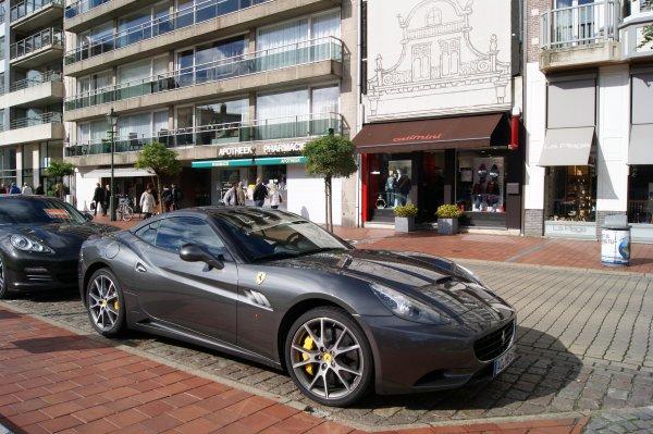 Ferrari California 2008