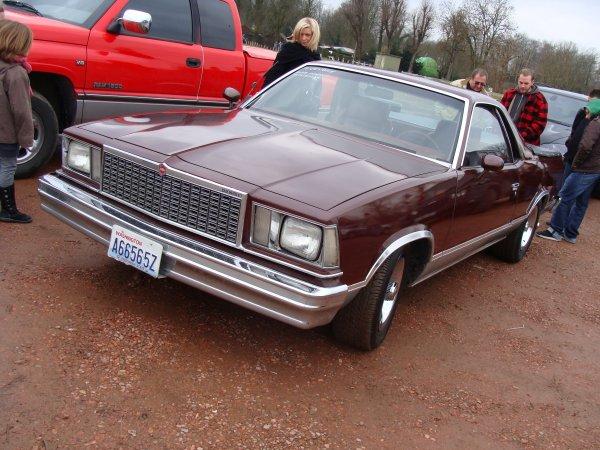 Chevrolet El Camino 1978