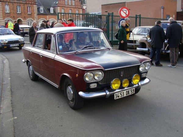 Fiat 1500 1962