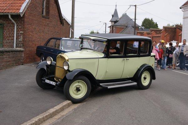 Citroën C4 F 1930