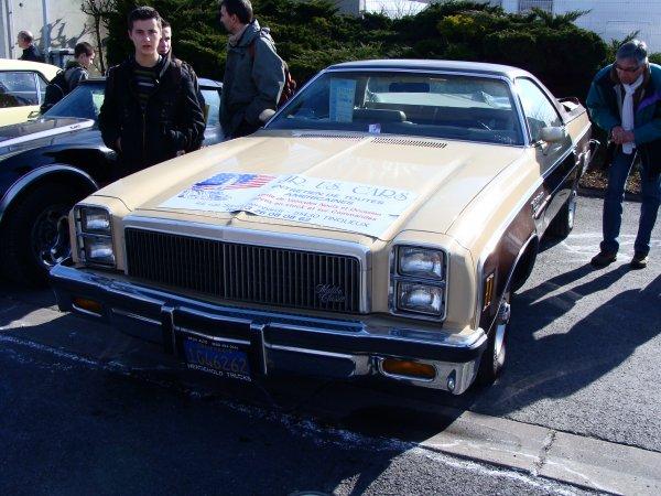 Chevrolet El Camino 1977