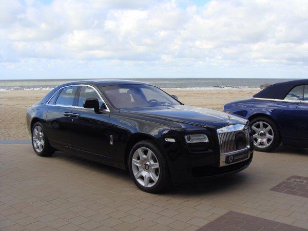Rolls Royce Ghost 2009