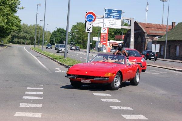 Ferrari 365 GTS-4 1971