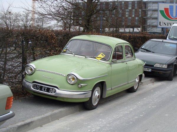 Panhard PL 17 1960