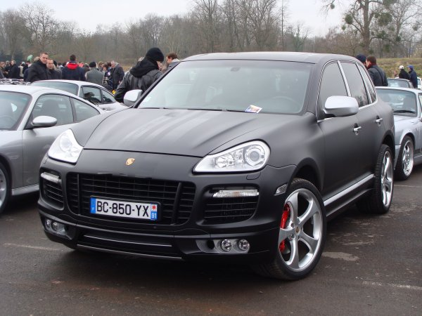Porsche Cayenne 2007 Tech Art