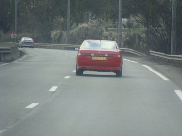Alfa Romeo 164 1993