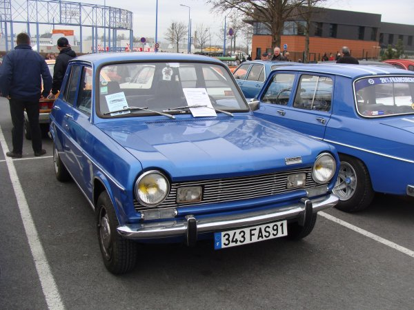Simca 1100 Special 1970