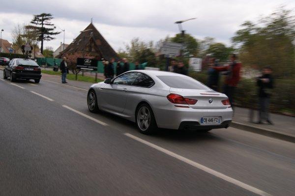 BMW Série 6 F13 2011