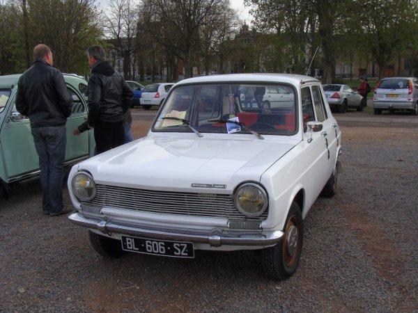 Simca 1100 LS 1967