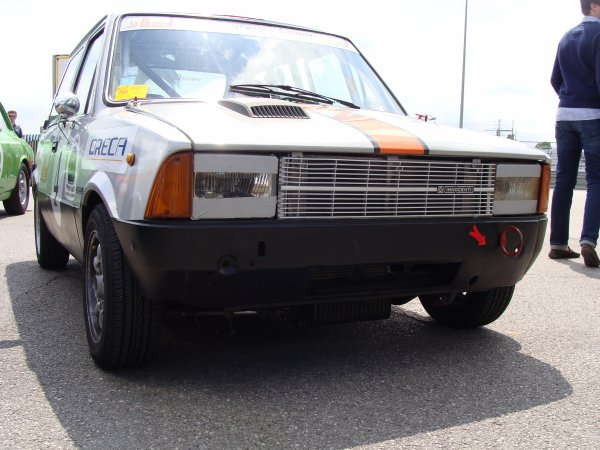 Innocenti Mini De Tomaso 1976