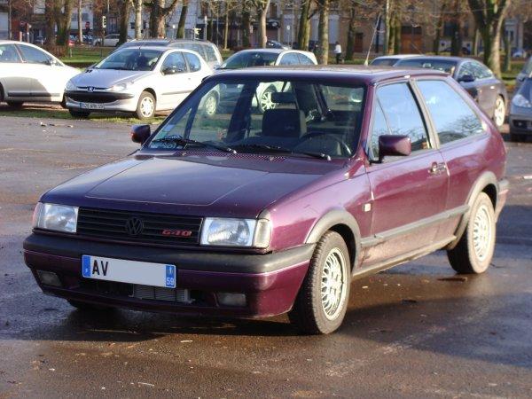Volkswagen Polo G40 1991