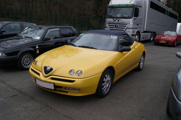 Alfa Romeo Spider 1998