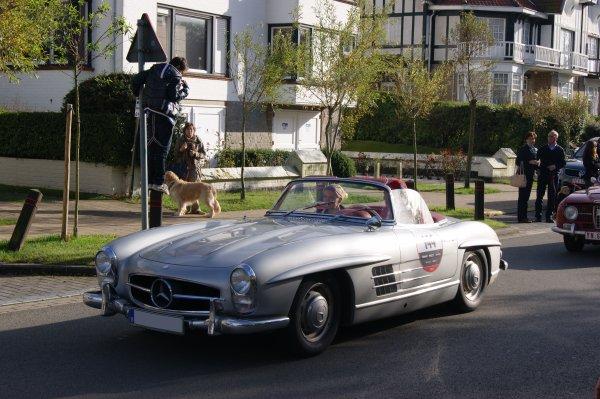 Mercedes 300 SL W198 1957