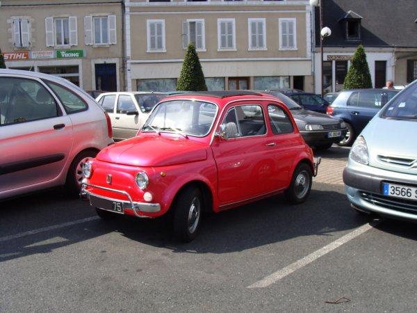 Fiat 500 L 1968