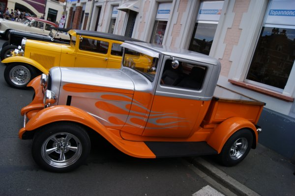 Citroën C4 G hot rod 1932