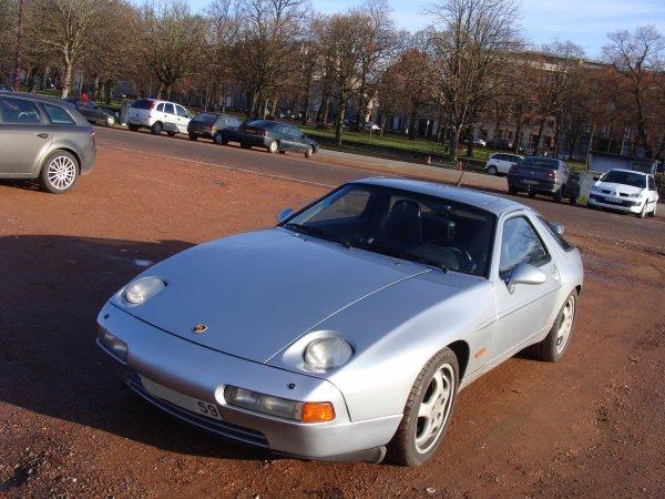 Porsche 928 GTS 1991