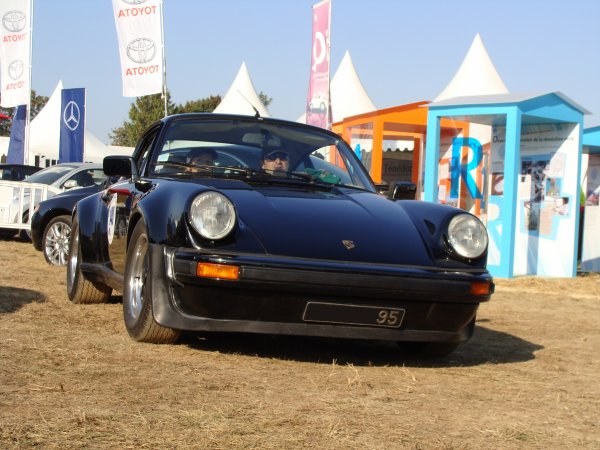 Porsche 930 Turbo 1977