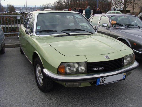 NSU RO 80 1975