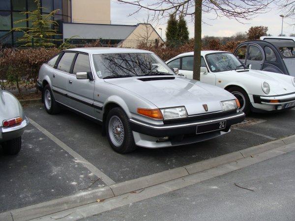 Rover SD1 1981