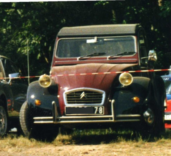 Citroën 2 CV 6 Charleston 1981