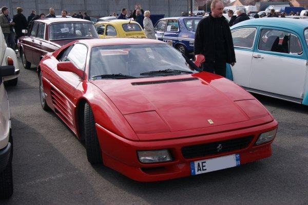 Ferrari 348 GTB 1993