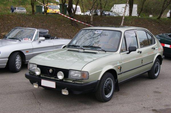 Alfa Romeo Alfasud 1980