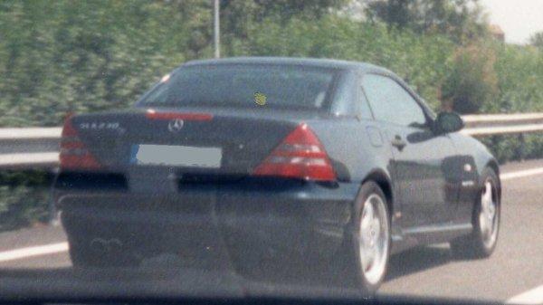 Mercedes SLK R170 1996