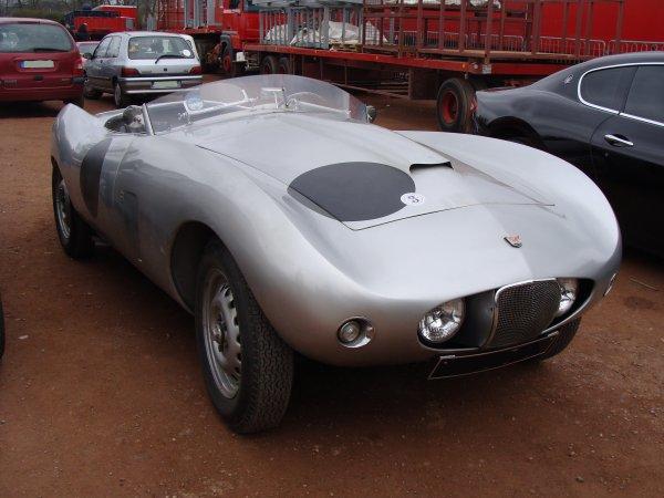 Arnolt Bristol De Luxe Bertone 1954