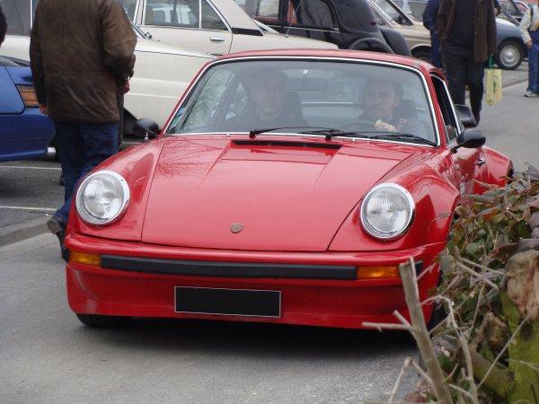 Porsche 930 Turbo 1974