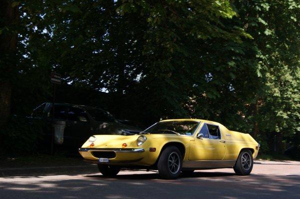 Lotus Europa S3 T74 1971