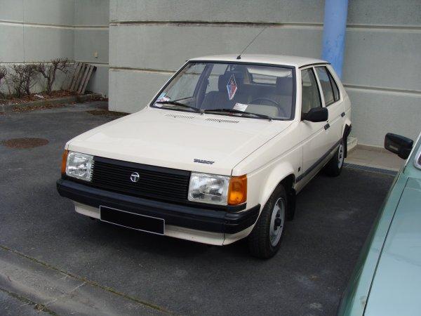 Talbot Horizon 1980