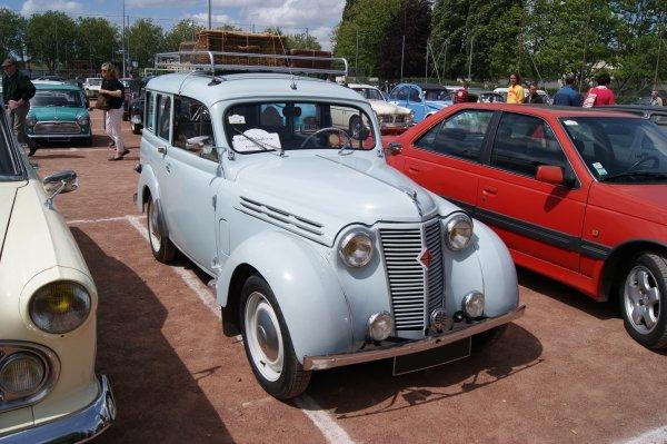 Renault Juvaquatre 1938