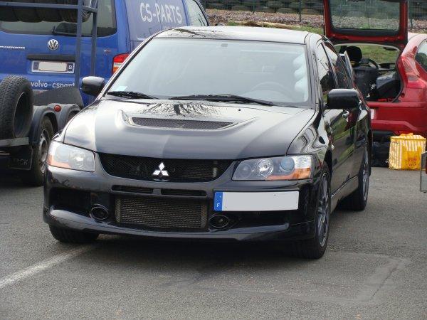 Mitsubishi Lancer Evo 9 2005