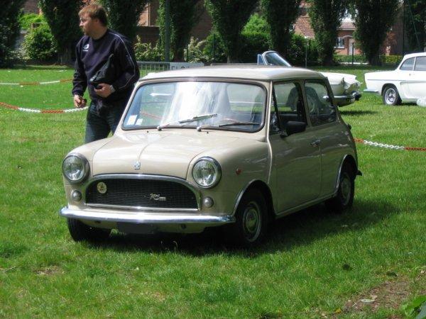 Innocenti Mini 1000 1969