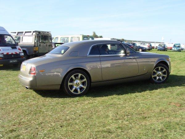 Rolls Royce Phantom Coupé 2008