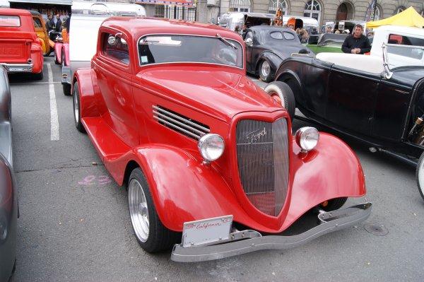 Ford V8 40 Hot Rod 1934