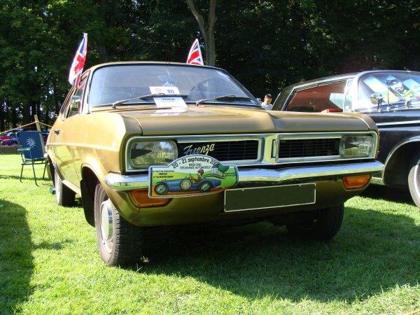 Vauxhall Firenza 1971