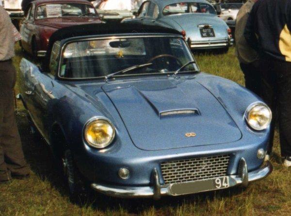 D-B Le Mans 1958